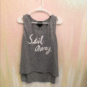 Anthropologie W5 Sail Away top